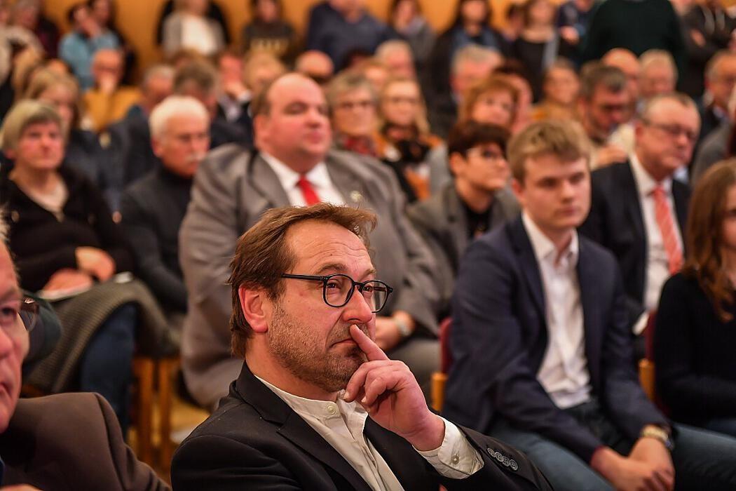 2020: Landratskandidaten-Check (Foto: Florian Miedl)