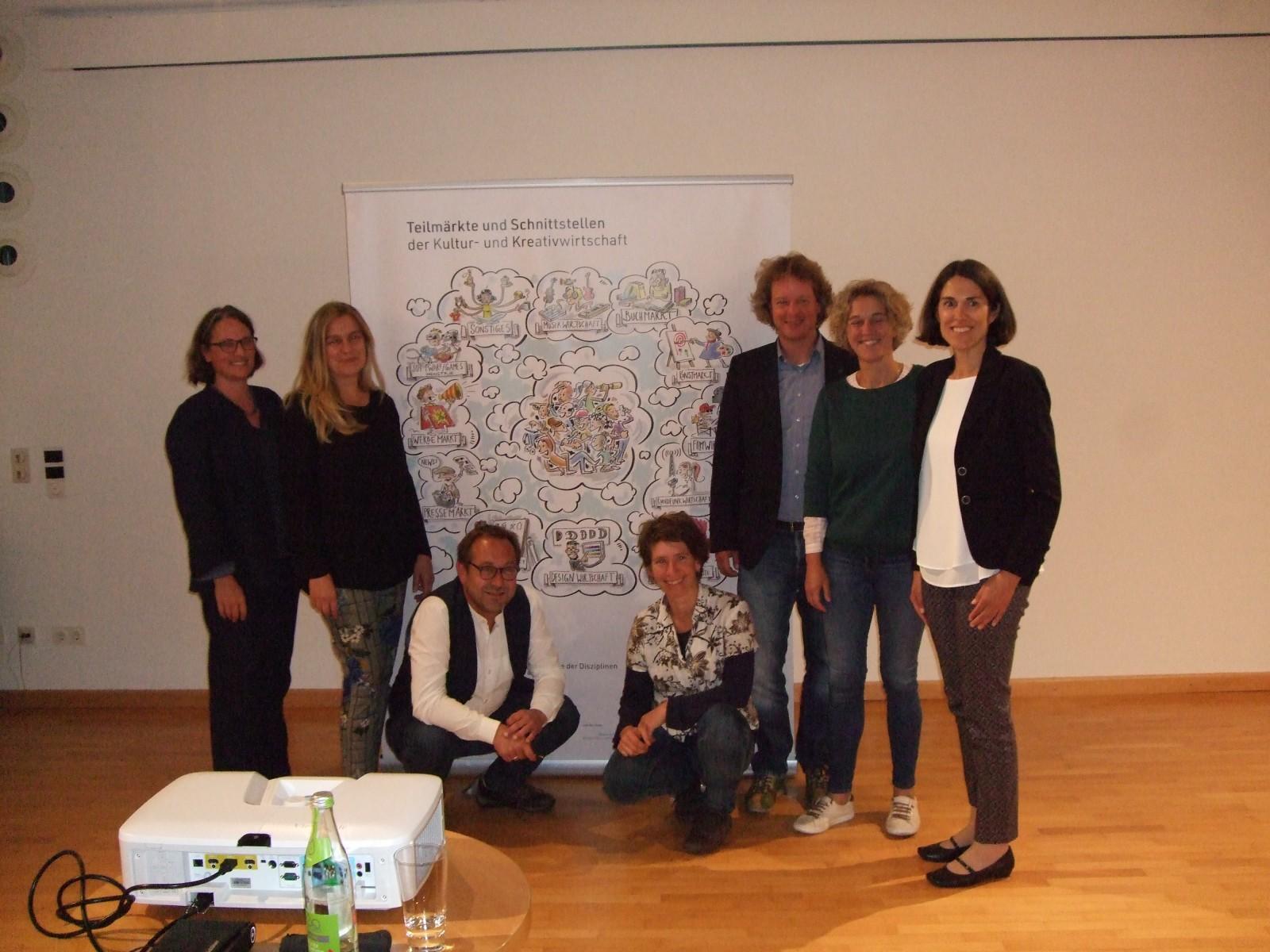 2019: Vortrag Kreativwirtschaft im Fichtelgebirge