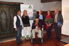 Das Team der ASF dank K. G. Schmidt