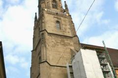 "Der Kirchturm ""Daniel"" in Nördlingen"