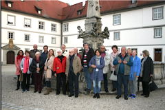 Gruppenfoto in Öttingen