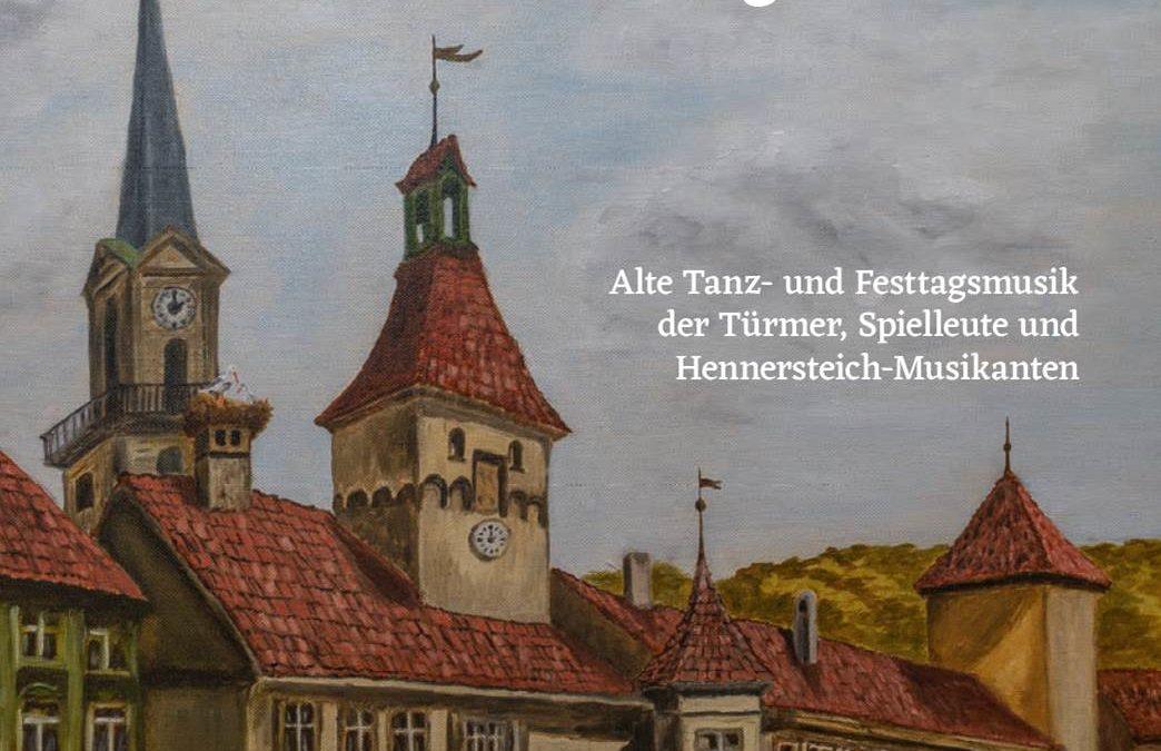 CD der Rawetzer Geigenmusik >>