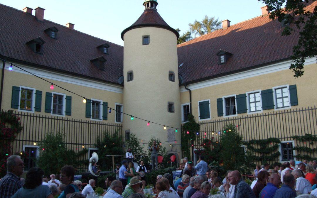 """Fotos von """"Tanz im Schloss"""" am 29. Juni"""